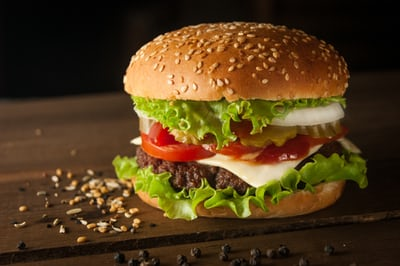 Plant Base Burger : How To Order One Of These And How It Works